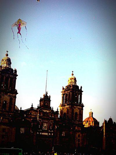 Mexico City Centrohistorico Catedral