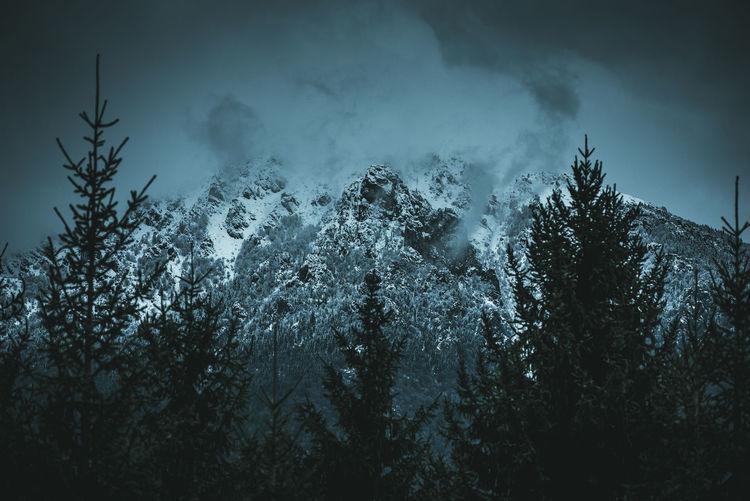 mountain moody