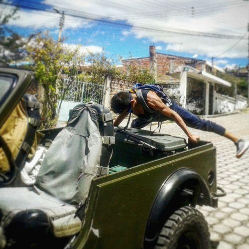 Street workout LDM Mejia Bars un mundo sin limite First Eyeem Photo