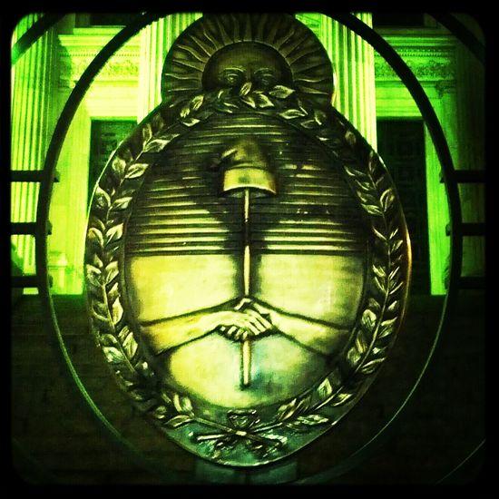 Congressonacional Buenos Aires Simbol Shield