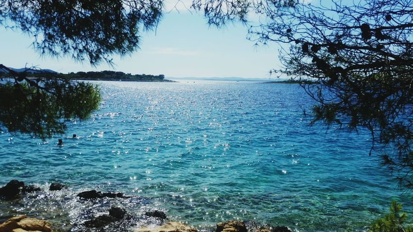 Live you live Work Hard Play Hard Kroatien Beach Photography Amazing Sea Biograd Na Moru Folow Me Follow4follow