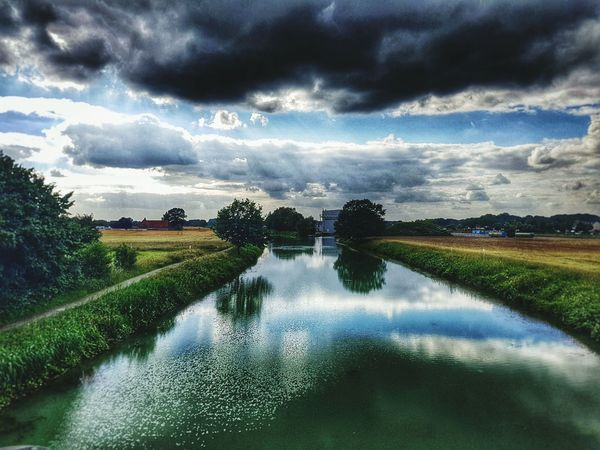 Landscape in Hamm