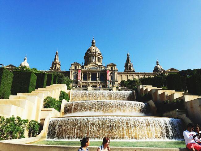 Religion Building Exterior Built Structure Architecture Outdoors Travel Destinations Barcelona