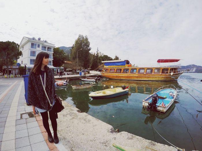Like a heaven Fethiye Comeseeturkey Turkey Winter Missturkeysomuch Heaven