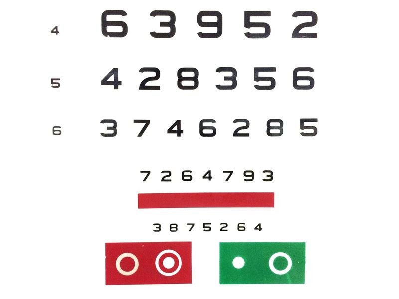 Text Number Arabic Test Sight White Background Glasses Myopia Farsightedness Iphone5s Close-up Snapseed