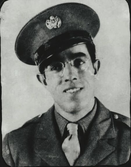 My grandfather, Jose Avaristo Chavez. PFC US Army. c. 1942 Memorialday