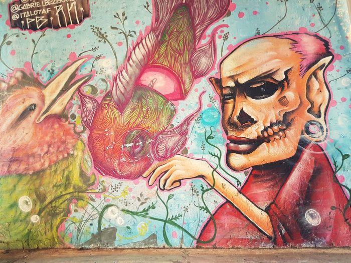 Pipa street art
