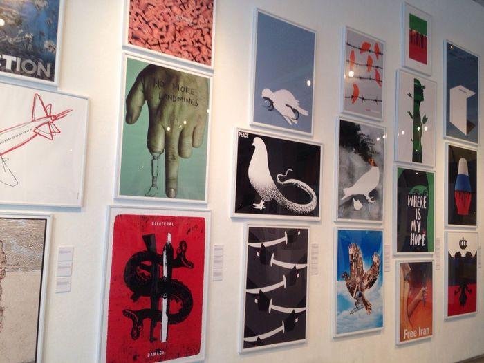 Poster Show Art Directors Club NYC