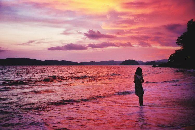 Safari Aonang Krabi Sunset