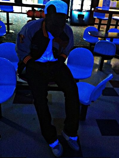 Coolin Last Night ....