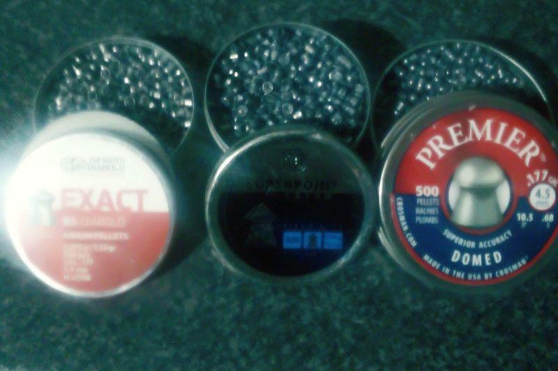 Lead Tins Ammo