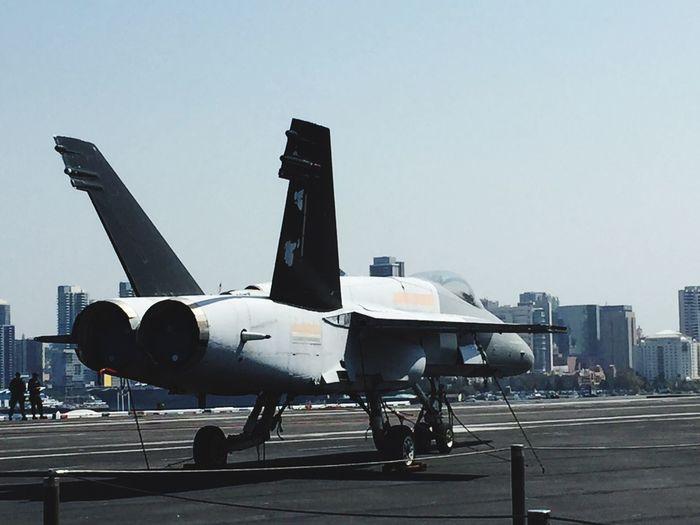 Navy Jet Plane