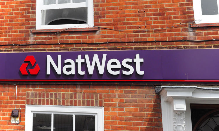 Architecture Bank Signs Brick Wall Building Exterior Built Structure City Close-up Day Front View Natwest Bank No People Outdoors Road Sign Window