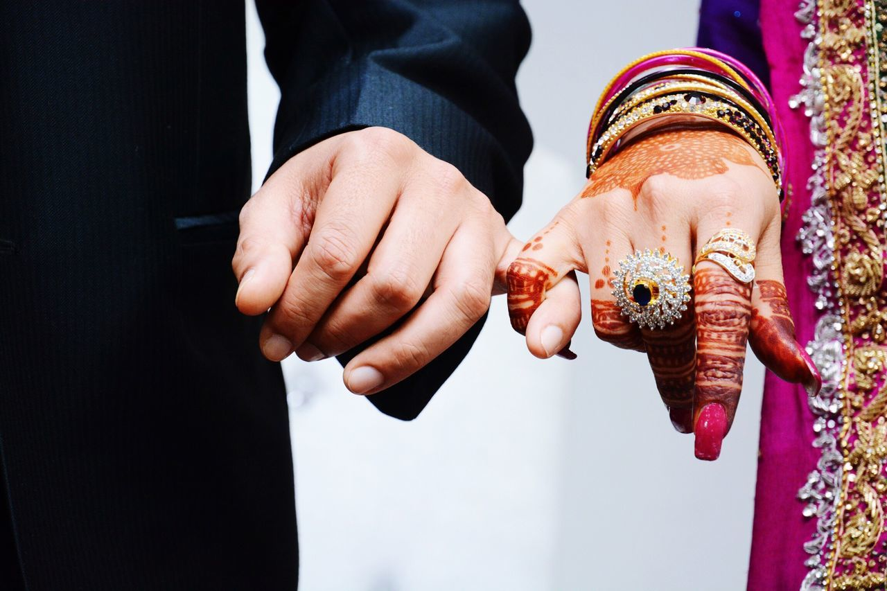Mehndi Hands Couple : Wedding henna indian hands tattoo eyeem