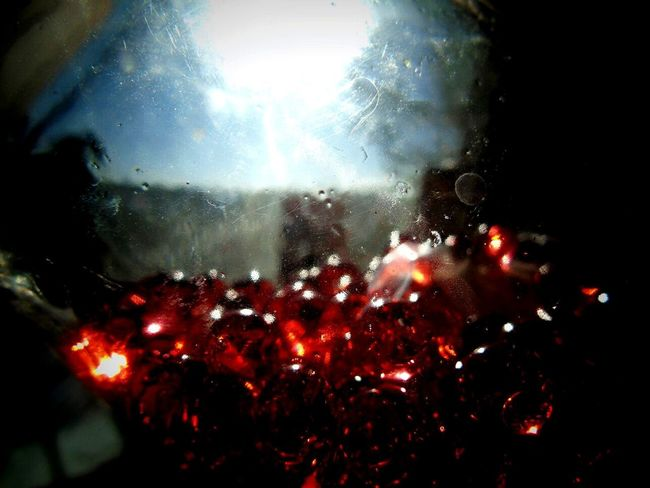 Window Red Glass - Material Nature Rain Indoors  Close-up Wet Car Water No People Night Transparent Motor Vehicle Illuminated Mode Of Transportation Drop Vehicle Interior Rainy Season