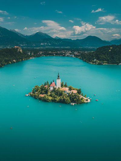 Lake Bled,