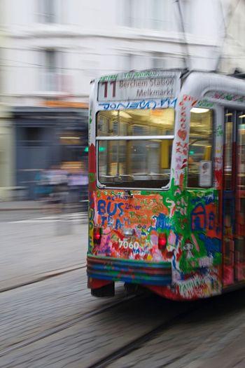 Tram Keep It