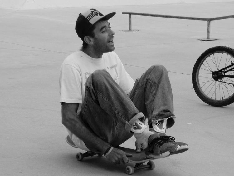 Skate Skate Life People Gente Vive Skater Sentimentos Pick Face Peace