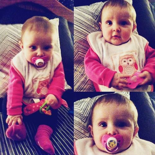 Gorgeousgirl Beautifulbaby Bella Babysittingdutiesagain suchapleasure addiangel