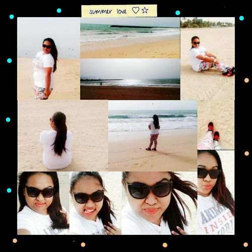 I just love being in the beach ^-^ it make me feel better and its meking me BE ME Lovely Smile no fakes ^-^♥♥ The Real Me