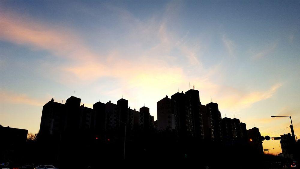 Enjoying Life Theskyaboveus Southkorea Ansan