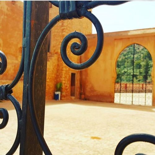 Dors Sunset Benimellal Castle History Morocco