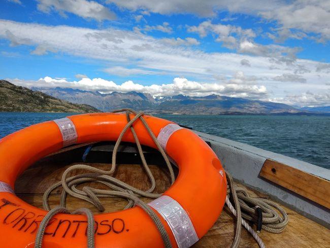 """General Carrera"" Lake Patagonia Carretera Austral Southamerica Landscape Blue Background Nature Colours Aysen Sailing Boat EyeEm Selects"