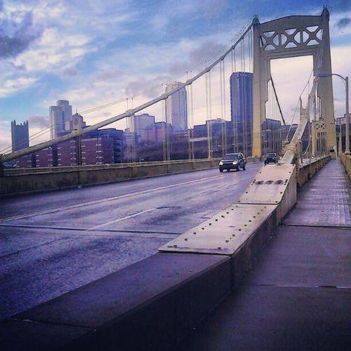 Lovemycity Pittsburgh Beautifulday Tenthstreetbridge