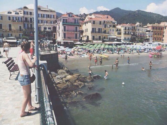 Being A Tourist Hello World