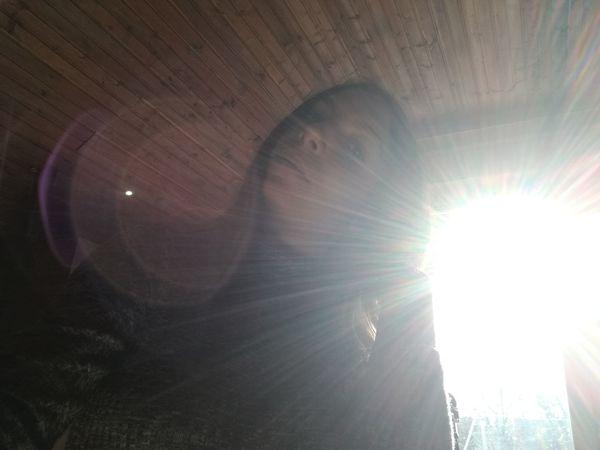 At a glance. Lens Flare Sunlight Illuminated Sunbeam Sun Close-up Selfie