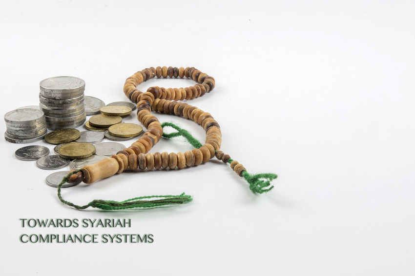 ISLAMIC CONCEPTUAL BANKING/FINANCING Economy Rosary Business Finance And Industry Coins Comply Conceptual Confirmation Islamic Banking Islamic Financing No Interest Riba Syariah Complience