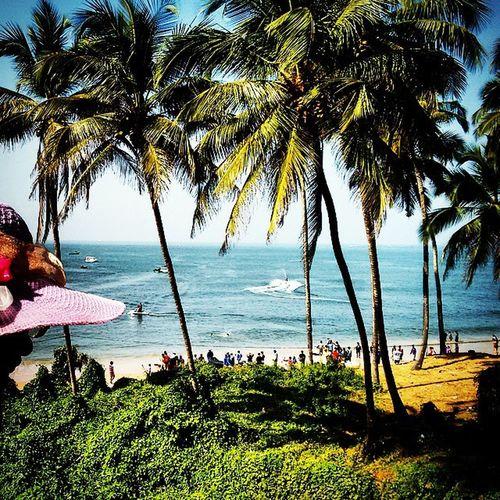 Goa Awsomeness Sightseeing Beaches😍