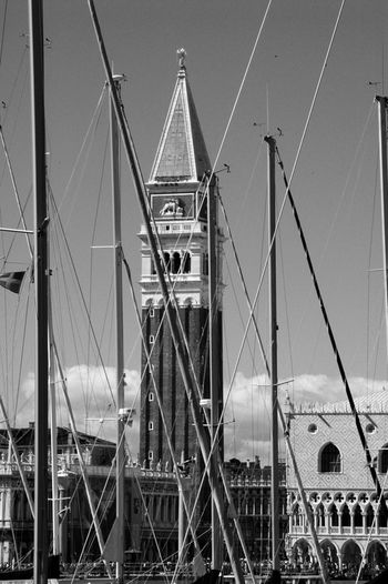 St Marks Campanile From Harbor