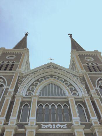 Wat roman Chanthaburi Thailand Church Taken By Iphone 6 Plus