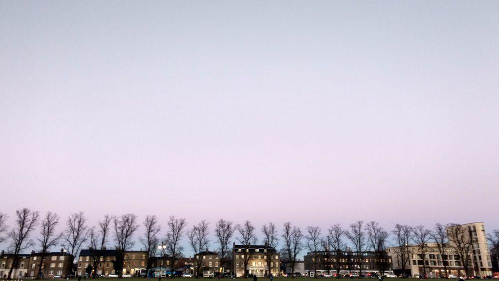 Sky Outdoors Built Structure No Edit/no Filter No Filter, No Edit, Just Photography Architecture City No People Sky Blue Pink Violet Purple