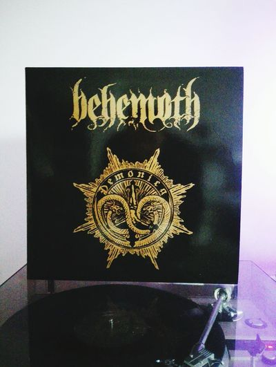Finally played this one again yesterday. Taking Photos Nowplaying Vinyl Records Behemoth Vinylcollector Metalhead