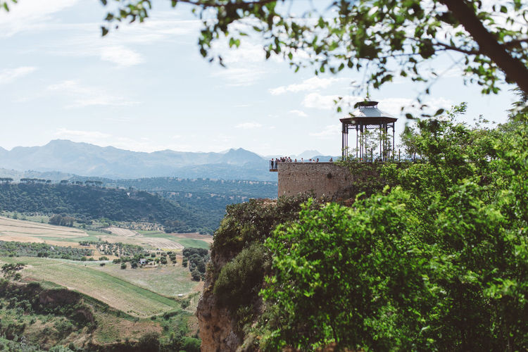 Ronda, Andalucia, Spain Ancient Ancient Architecture Andalucía Andalusia Architecture Belevedere Built Structure Green Kodak Mountain Outdoors Ronda SPAIN Terrace Travel Destinations Travel Photography Traveling Travelphotography Viewpoint VSCO Neighborhood Map Your Ticket To Europe Lost In The Landscape Go Higher