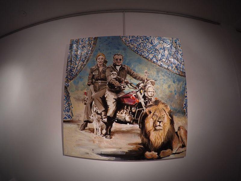 Taking Photos Persian Art Hello World Artists Nicolasflamel Gallery Paint Painting Shah Farah Queen King
