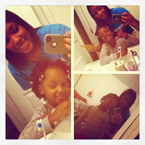 Me & My Love Bug Jaleigh❤