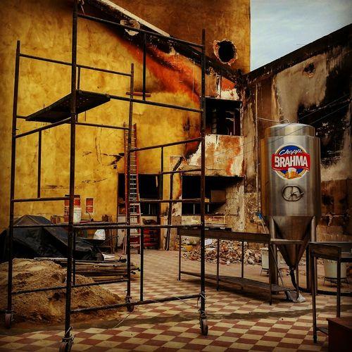 Cervejaria da mooca Beauty Of Decay Urban Beer Club Under Construction...