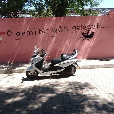 Mutluhaftasonları Türkiye Ismailabi Hoooop Ogemibirgüngelecek Leylailemecnun Salihli Moto Bikerman SYM Gts250ievo