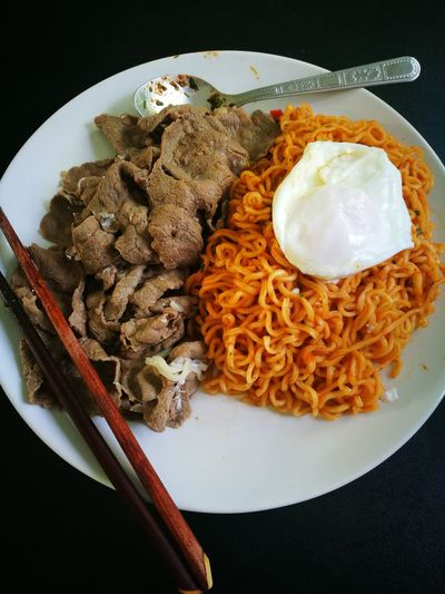 Plate Food Food