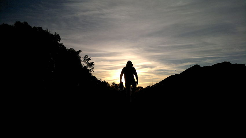 Somewhere I belong Hiking Sunrise Friend Adventure Scenery Beautiful Mukteshwar Showcase: January