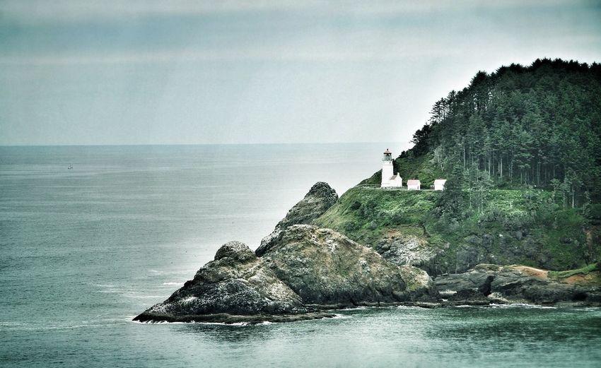 Heceta Head Lighthouse Oregon Coast Oregonlighthouse Hecetalighthouse Hecetahead