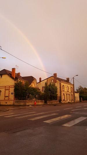 Rainbow Outdoors Sky France 🇫🇷