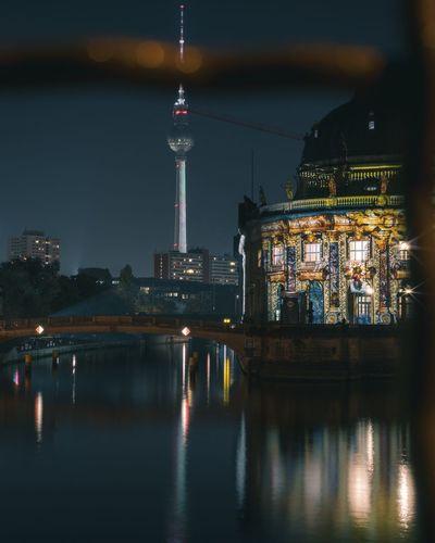 Framed Tower