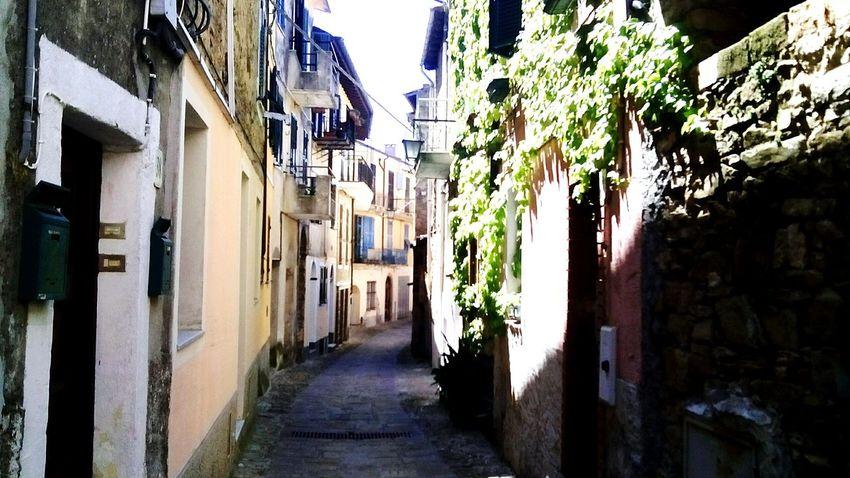 Perinaldo Liguria - Riviera Di Ponente Riviera Dei Fiori Italian Riviera Old Village Val Verbone Paesaggiourbano Urban Landscape Borgo Antico Ancient Village