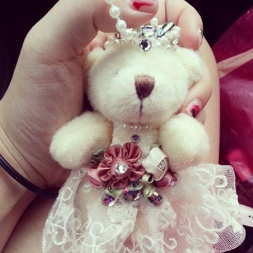 Teddy Ted Lovelylace Scents teddy'sdream ♥