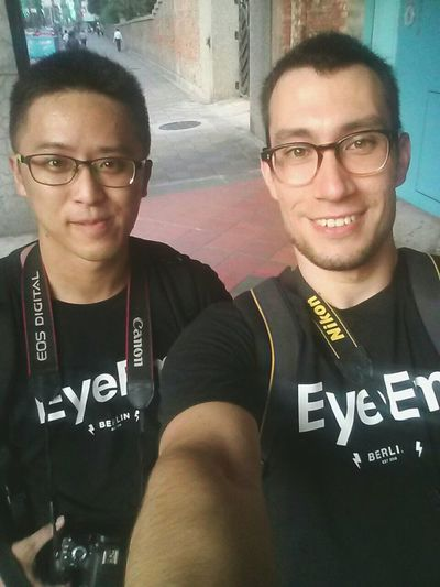Eyeem Meetup Taipei Brother From Another Mother