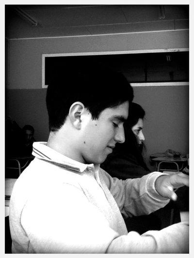 at Colegio Carpe-Diem